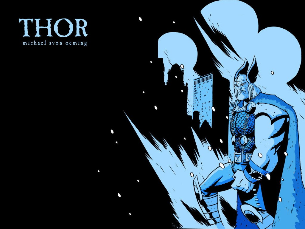 Comics Wallpaper: Thor