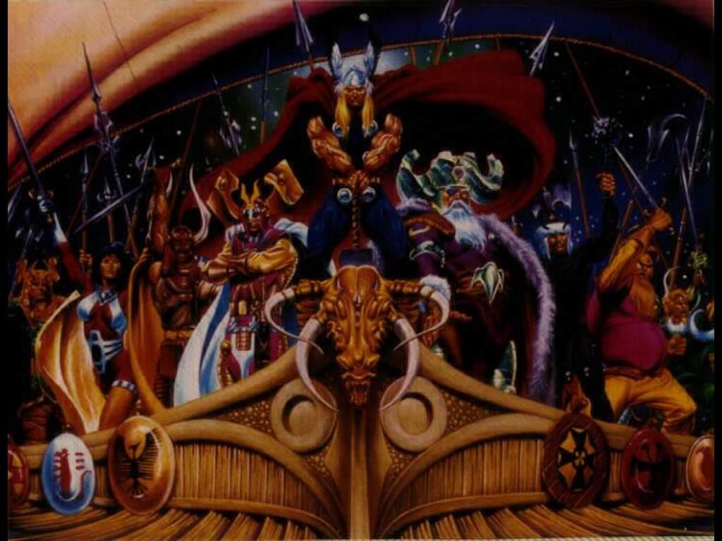 Comics Wallpaper: Thor - Navigator of Asgard