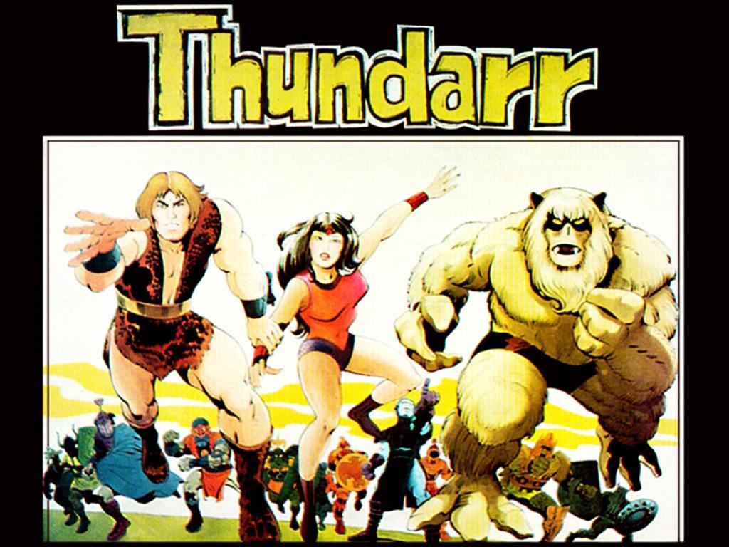 Comics Wallpaper: Thundarr