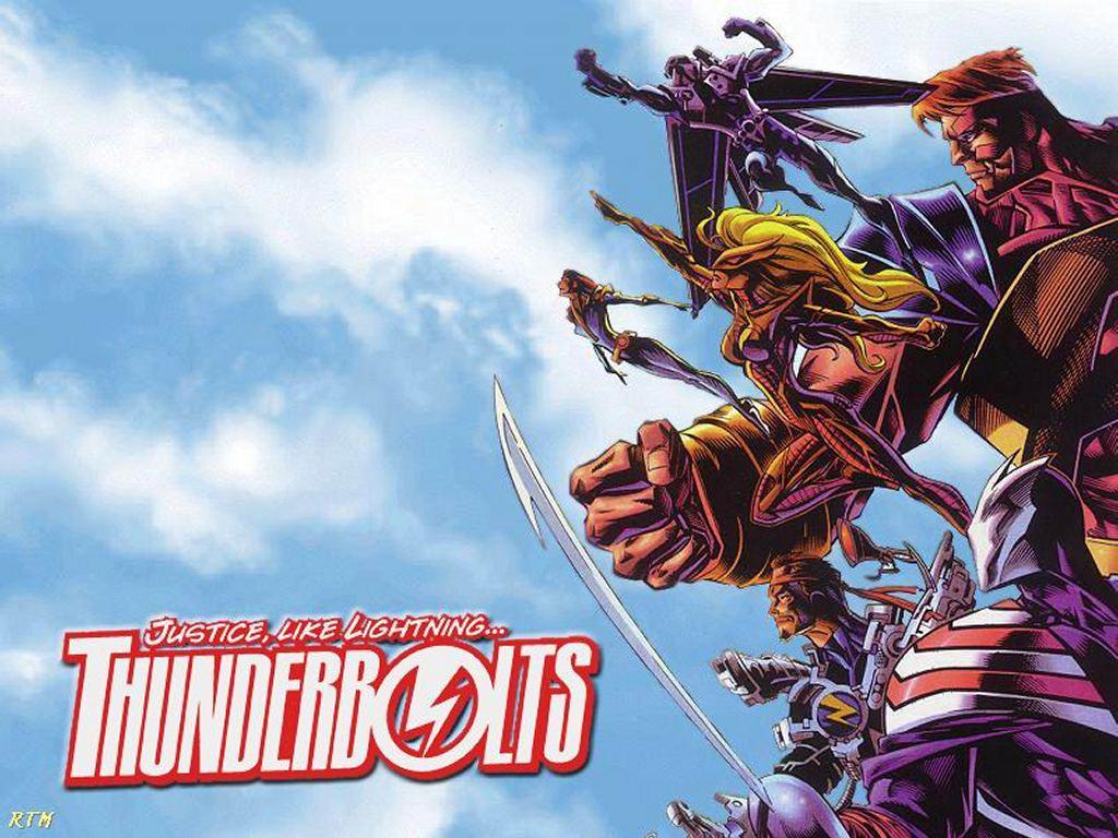 Comics Wallpaper: Thunderbolts