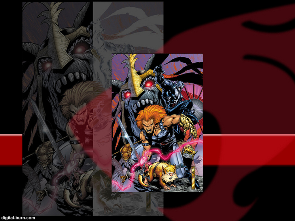Comics Wallpaper: Thundercats