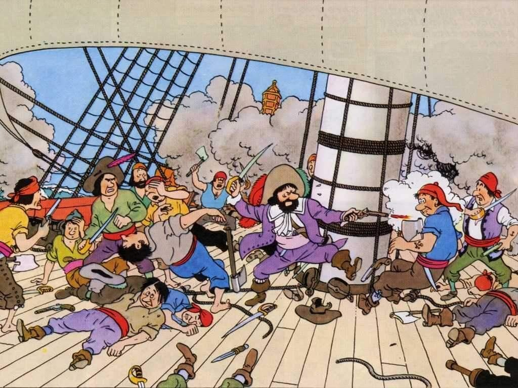 Comics Wallpaper: Tintin