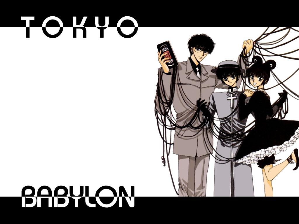 Comics Wallpaper: Tokyo Babylon