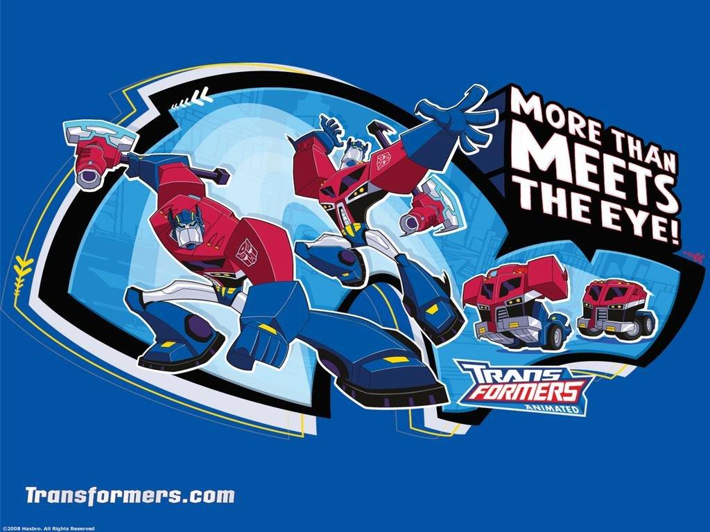Comics Wallpaper: Transformers - Animated