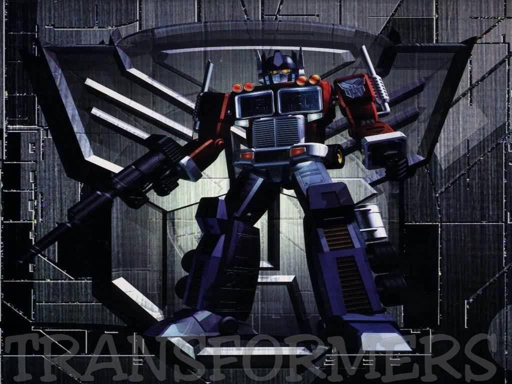 Comics Wallpaper: Transformers - Autobots Leader Optimus