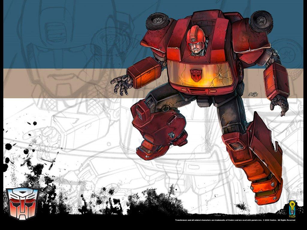 Comics Wallpaper: Transformers - Escalation