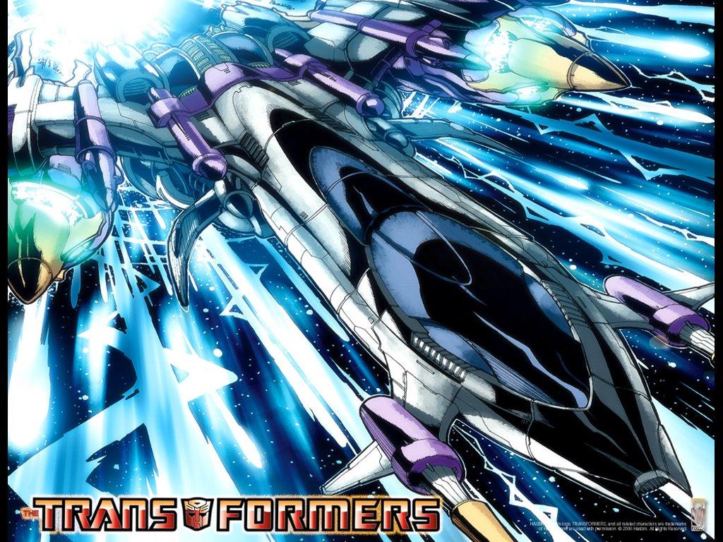 Comics Wallpaper: Transformers - Stormbringer