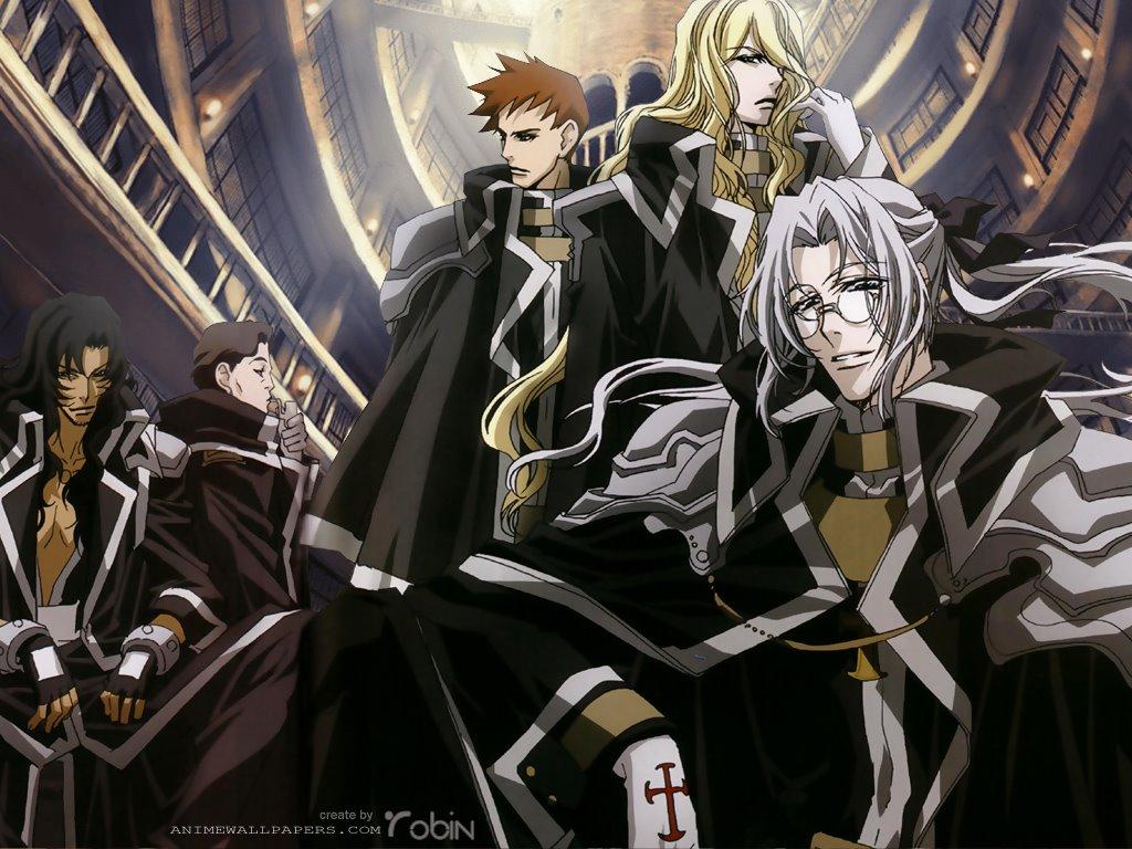 Comics Wallpaper: Trinity Blood