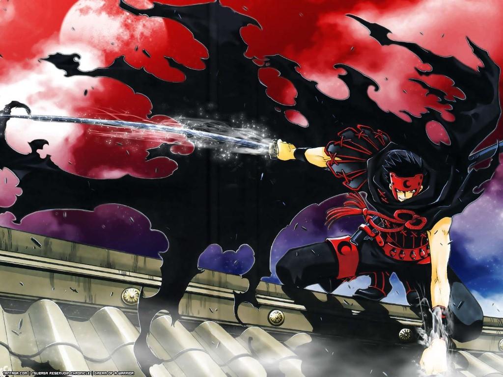 Comics Wallpaper: Tsubasa - Reservoir Chronicle