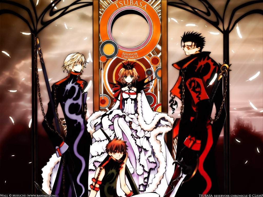 Comics Wallpaper: Tsubasa - Reservoir Chronicle
