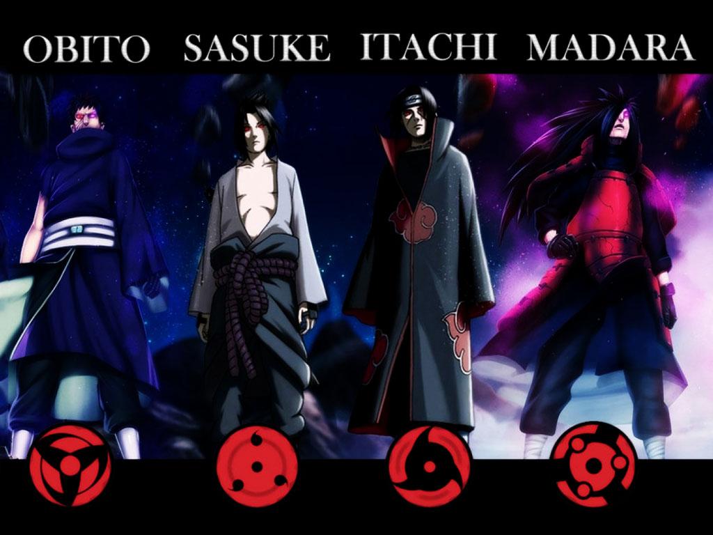 Comics Wallpaper: Naruto - Uchiha Clan