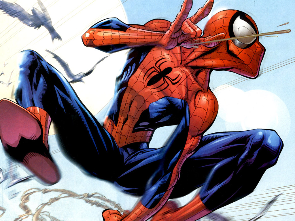 Comics Wallpaper: Ultimate Spider-Man