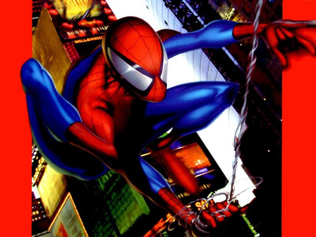 Comics Wallpaper: Ultimate Spider-Man