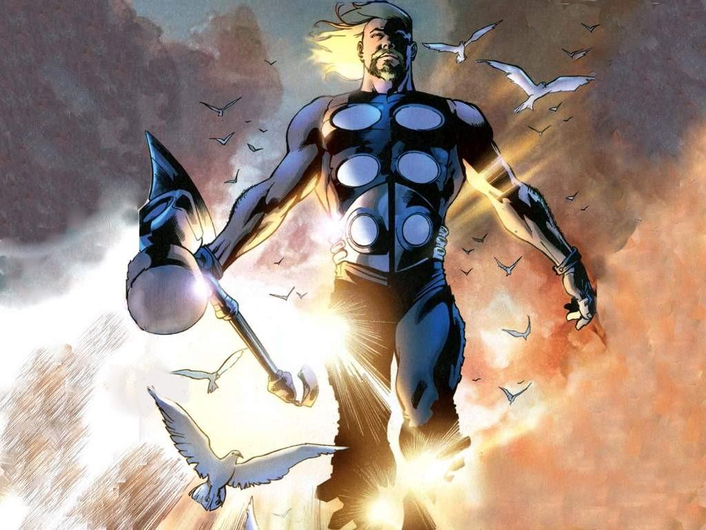 Papel de Parede Gratuito de Quadrinhos : Thor Ultimate