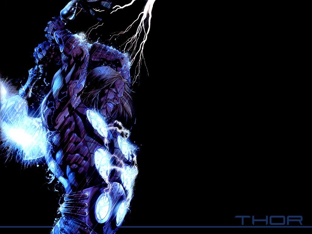 Comics Wallpaper: Ultimate Thor