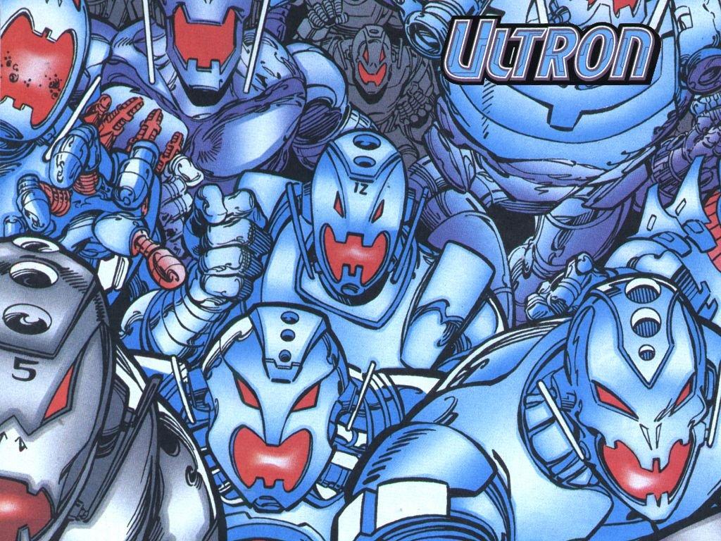 Comics Wallpaper: Ultron