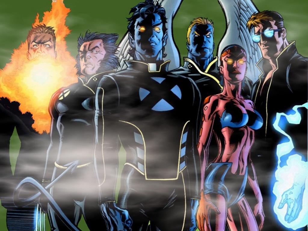Comics Wallpaper: Uncanny X-Men