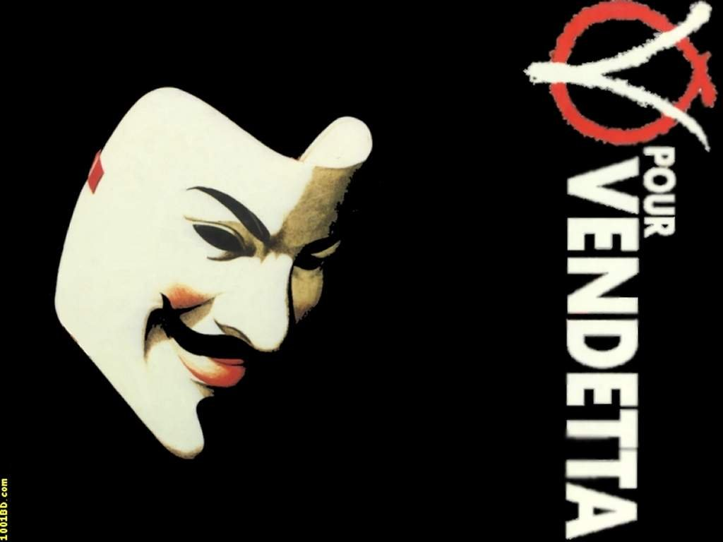Comics Wallpaper: V for Vendetta
