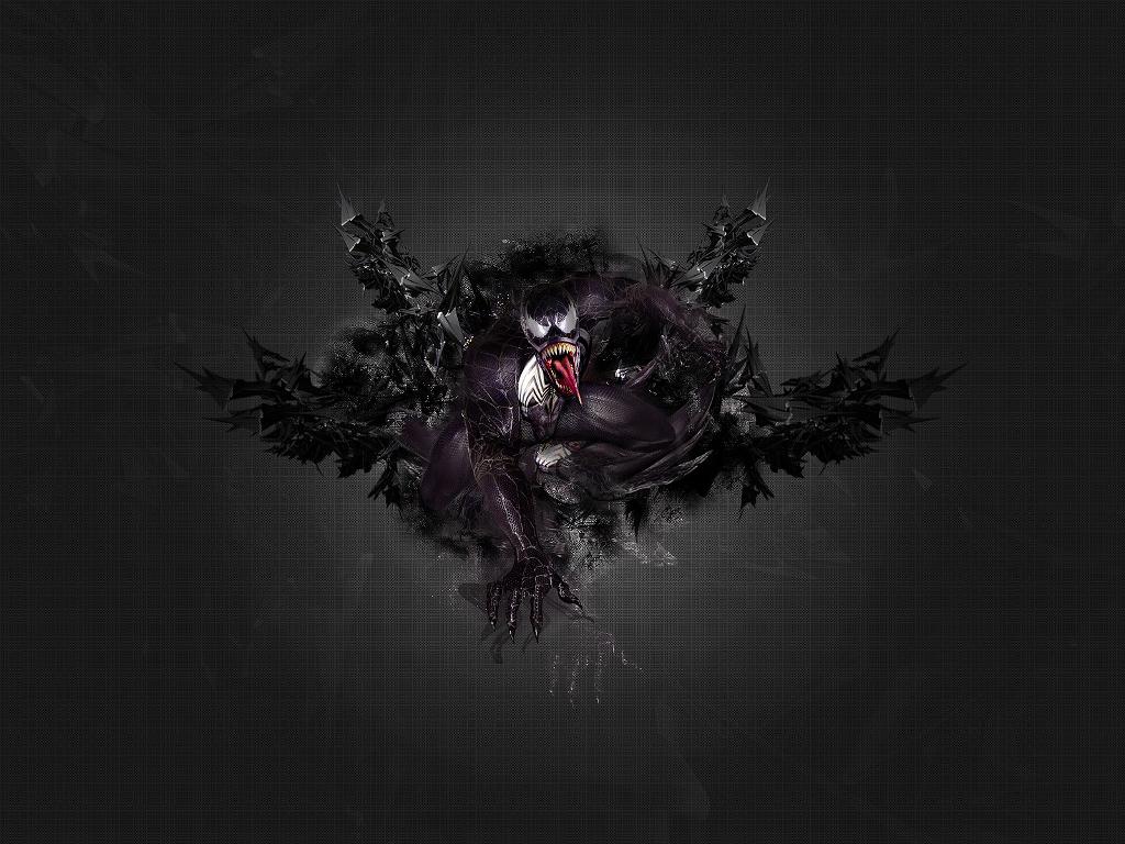 Comics Wallpaper: Venom