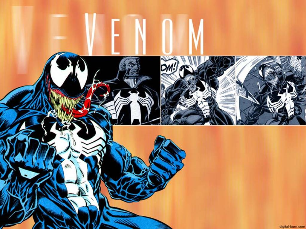 Comics Wallpaper: Venom