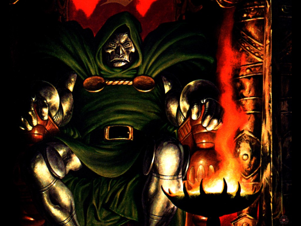 Comics Wallpaper: Victor Von Doom