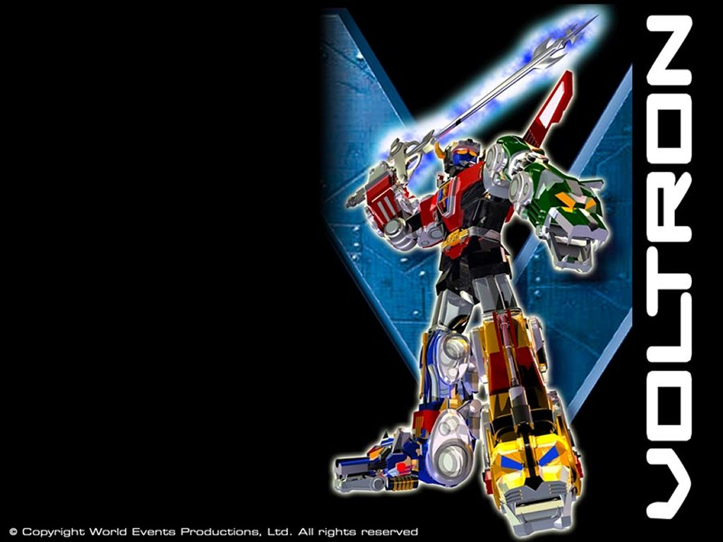 Comics Wallpaper: Voltron