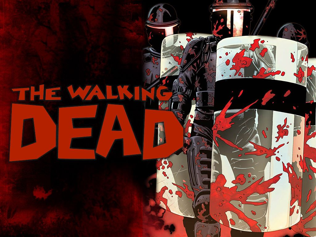 Comics Wallpaper: Walking Dead