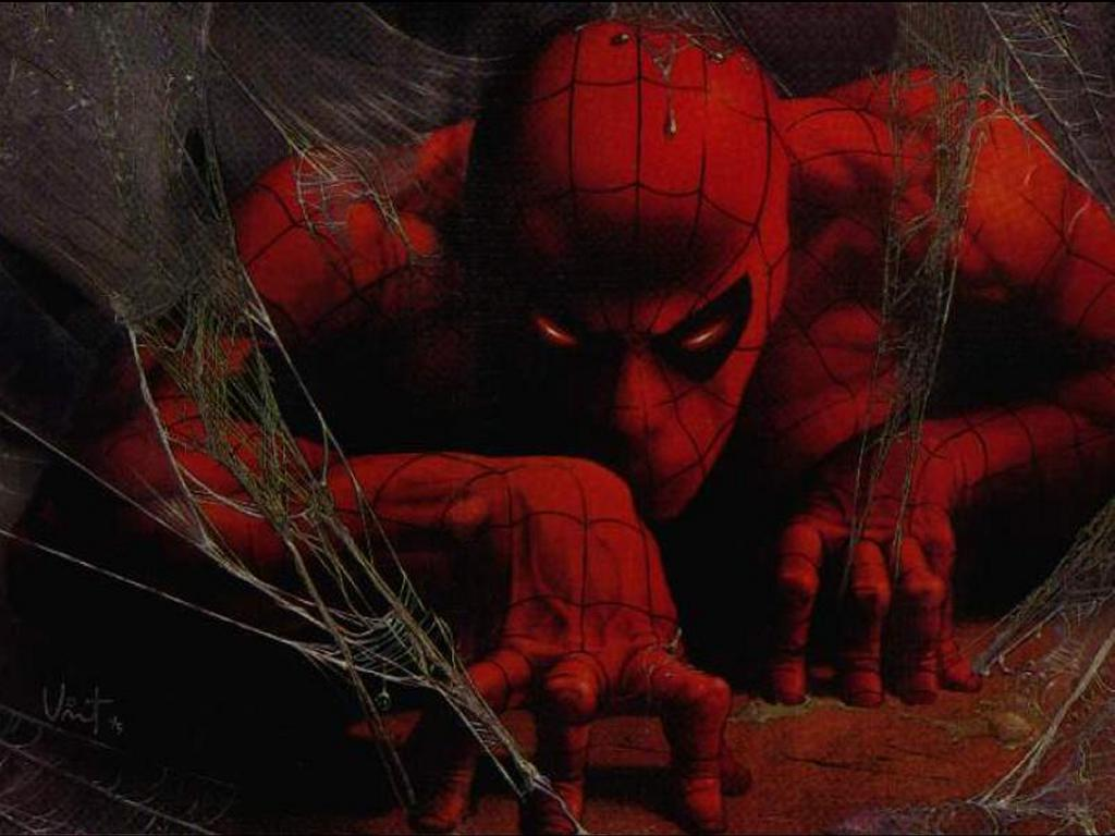 Comics Wallpaper: Wallcrawler