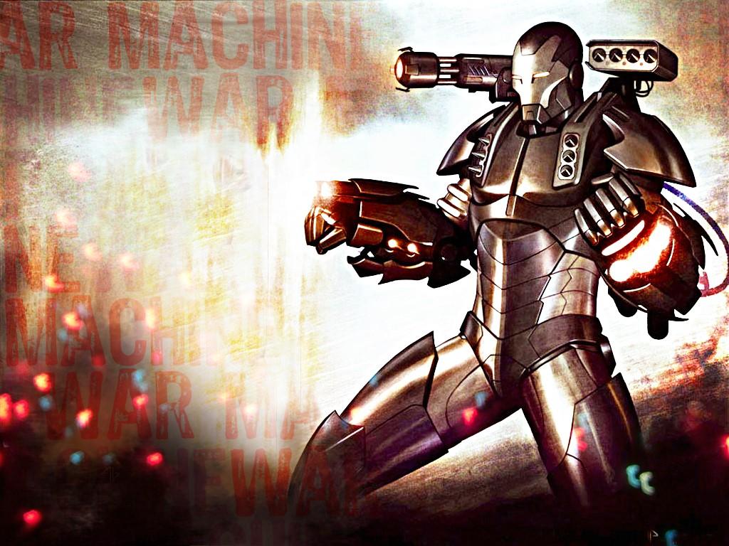 Comics Wallpaper: War Machine