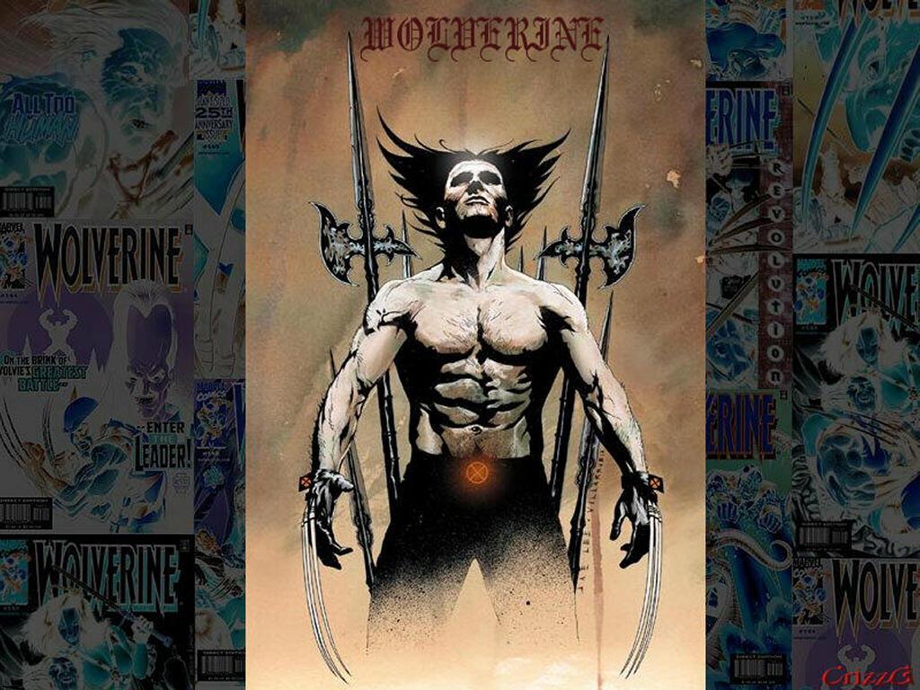 Comics Wallpaper: Weapon-X
