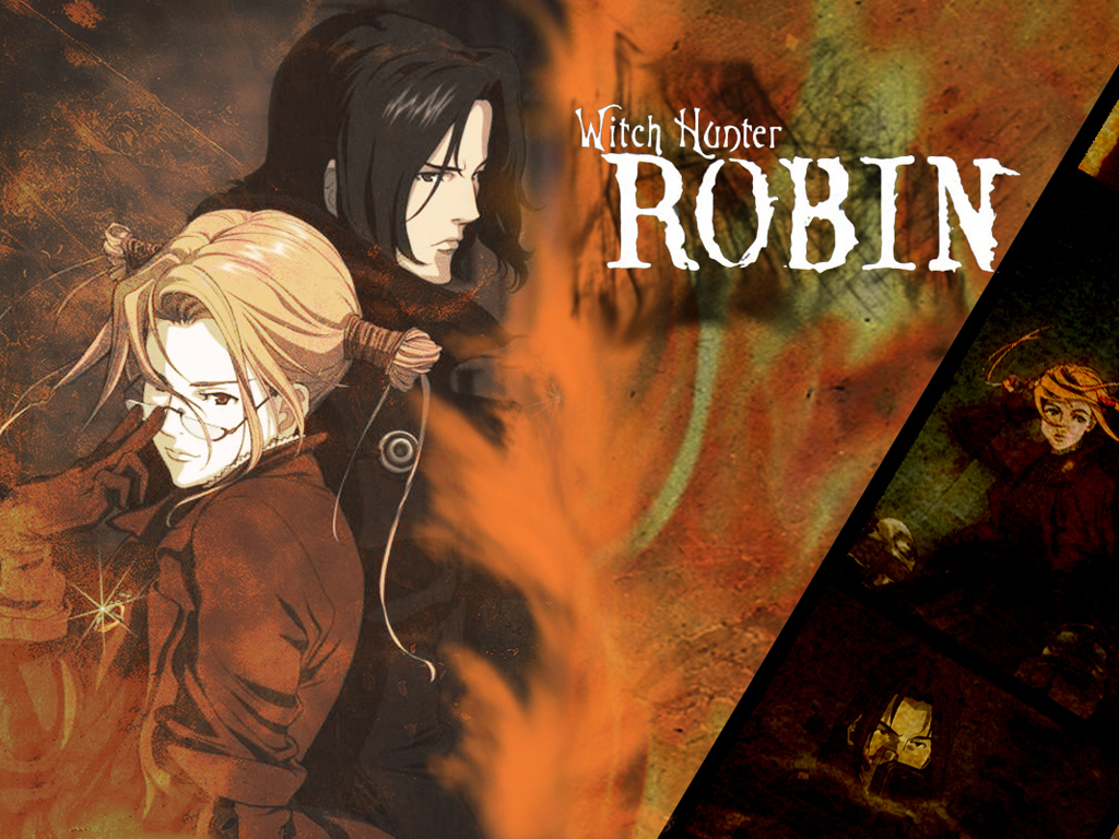 Comics Wallpaper: Witch Hunter Robin