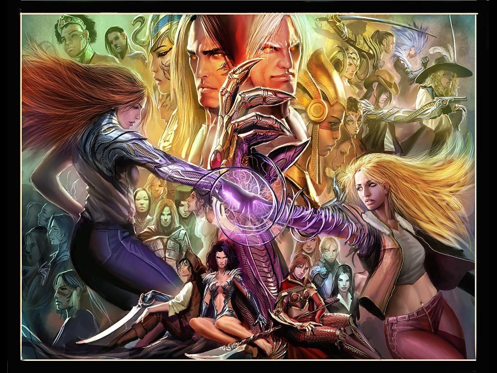 Comics Wallpaper: Witchblade