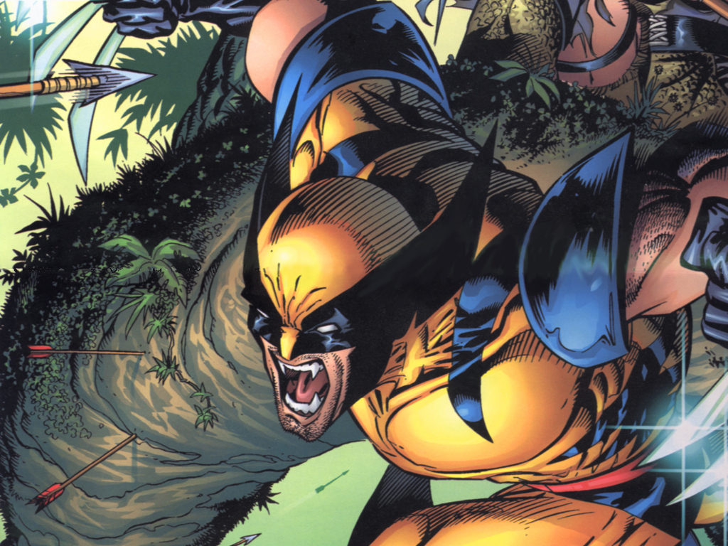 Comics Wallpaper: Wolverine