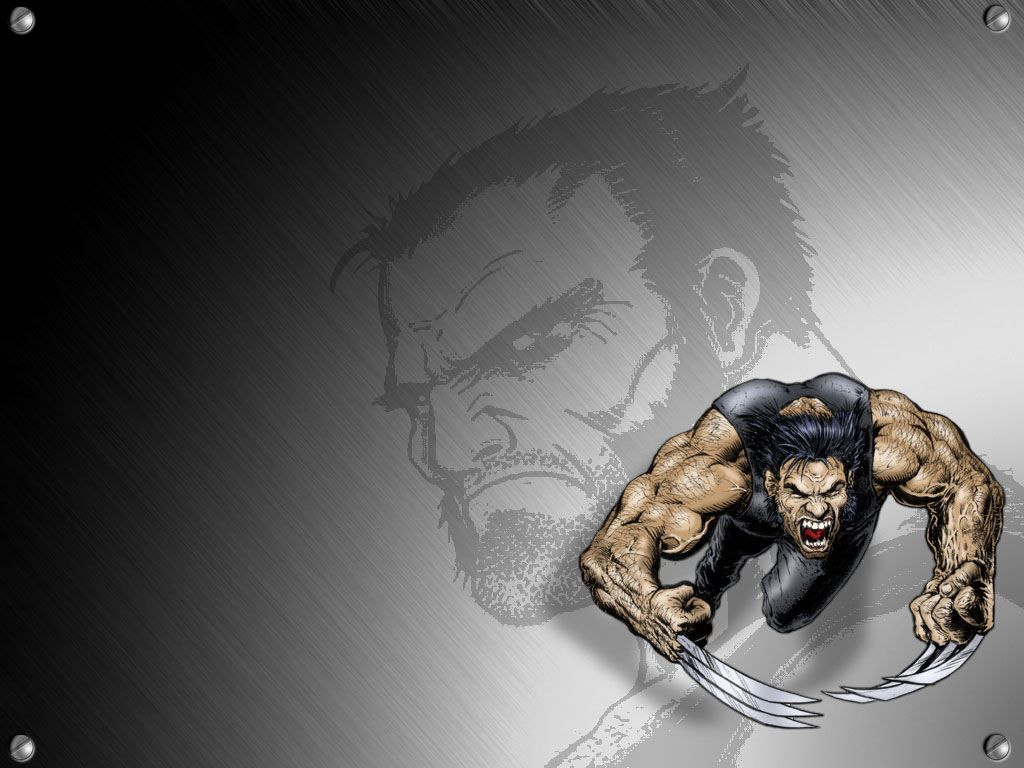 Comics Wallpaper: Wolverine (by Darick Robertson)