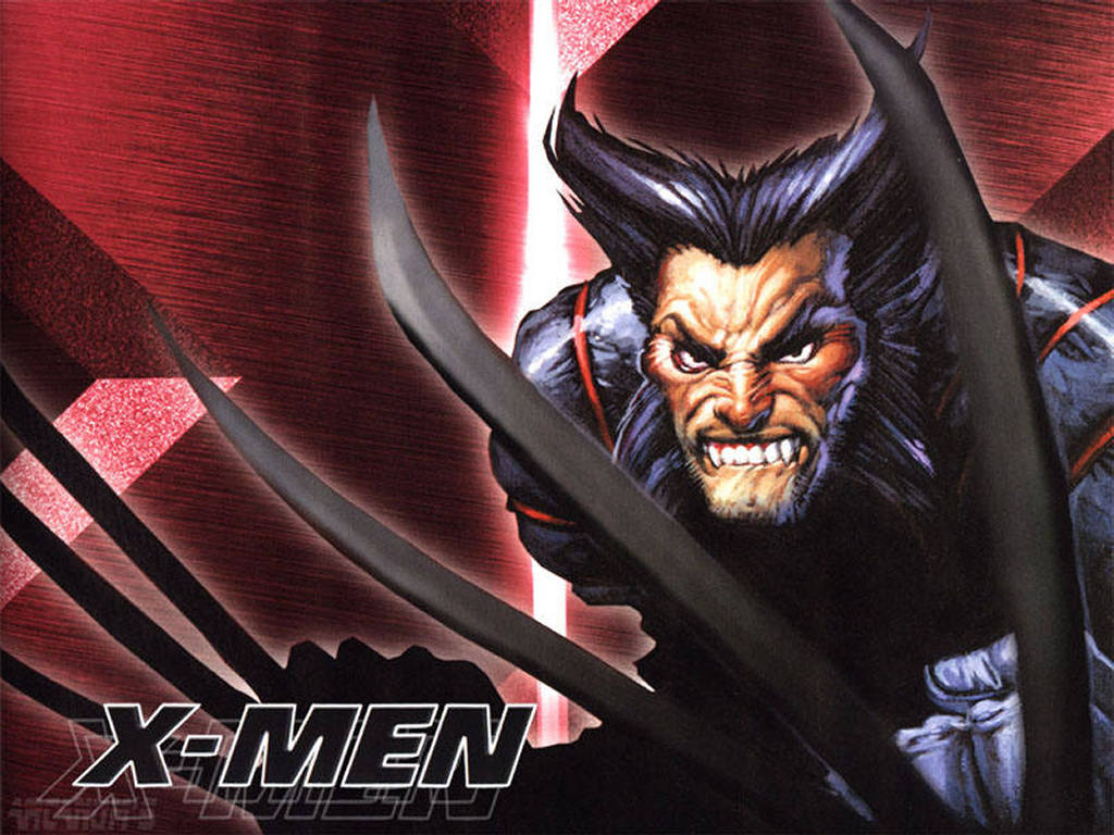 Comics Wallpaper: Wolverine - X-Men Movie