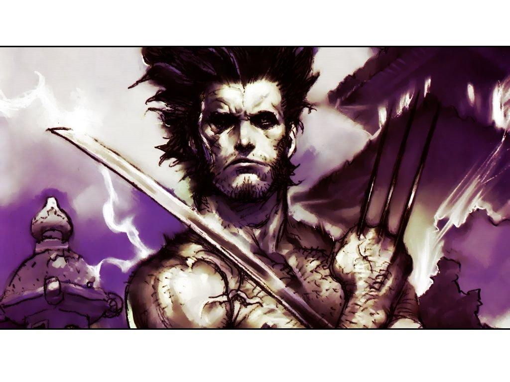 Comics Wallpaper: Wolverine - Samurai