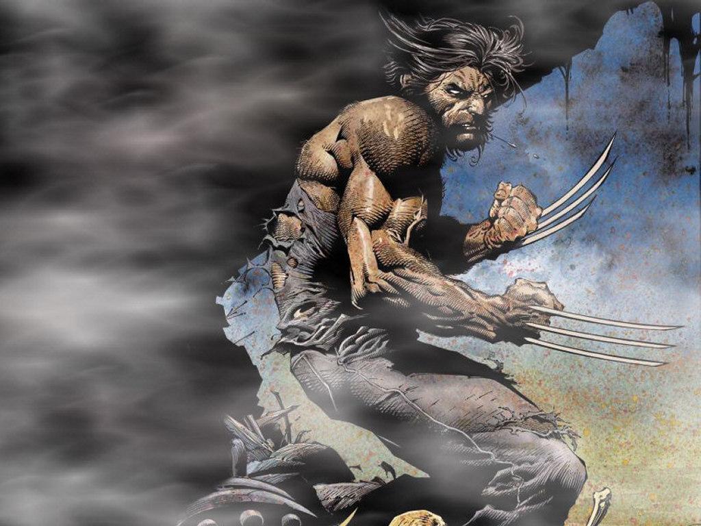 Comics Wallpaper: Wolverine