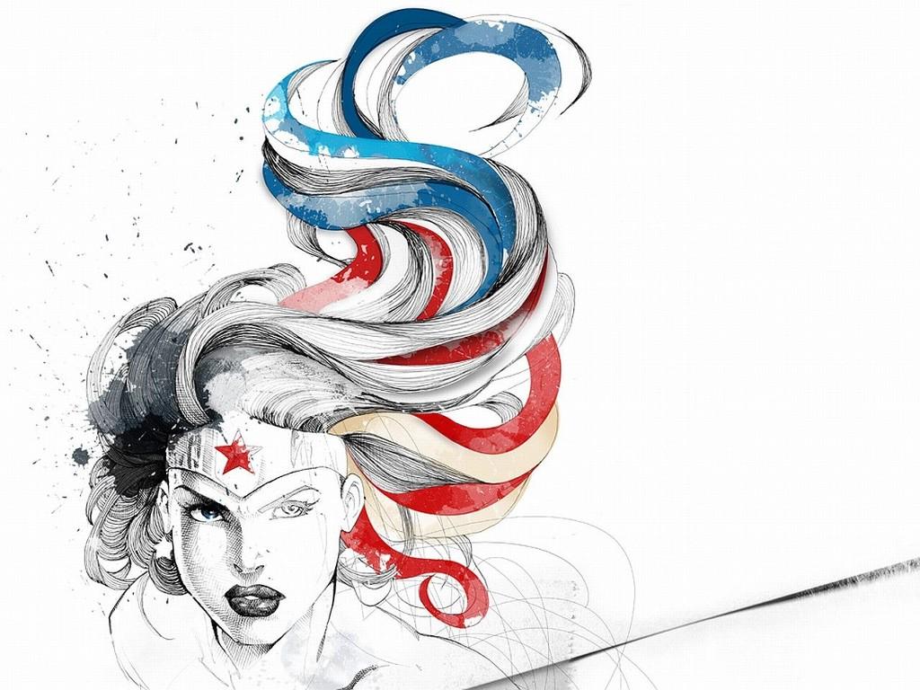 Comics Wallpaper: Wonder Woman
