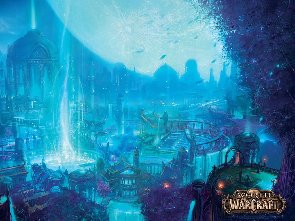 Comics Wallpaper: World of Warcraft
