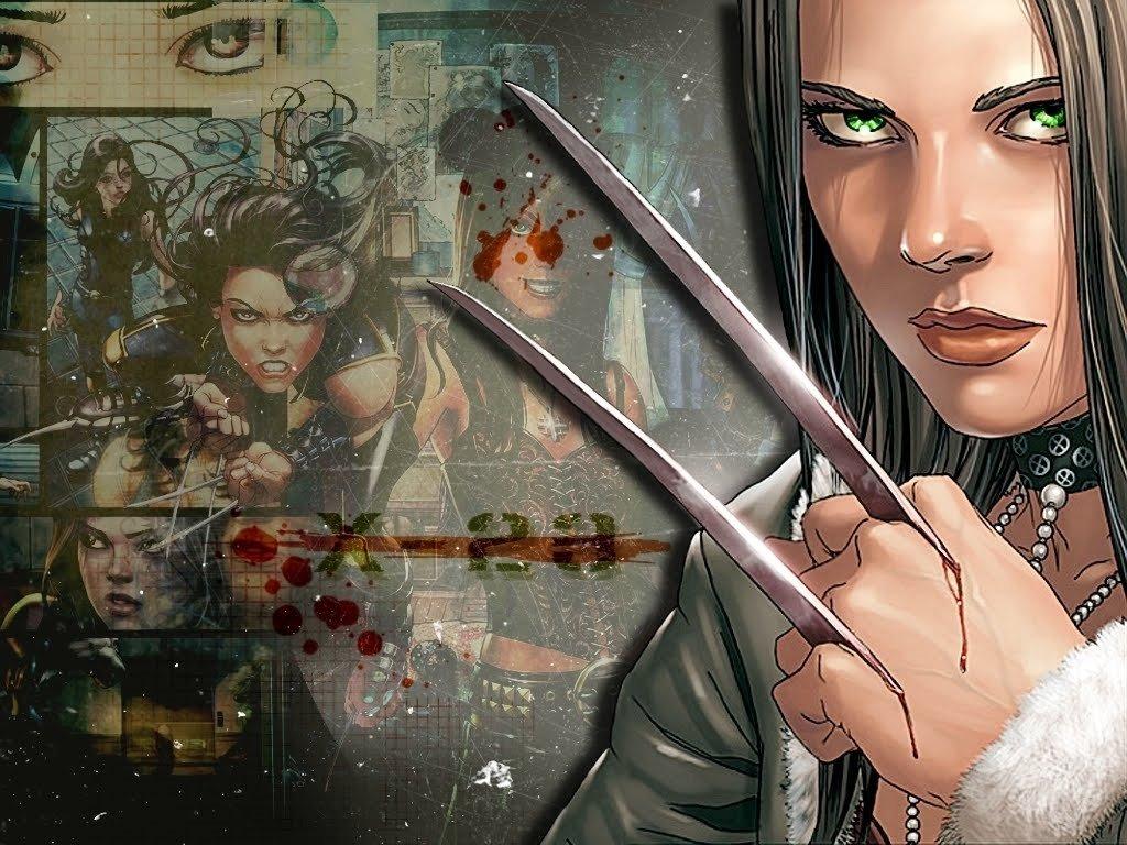 Comics Wallpaper: X-23