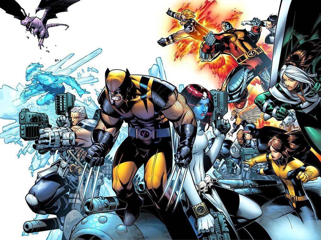 Comics Wallpaper: X-Men