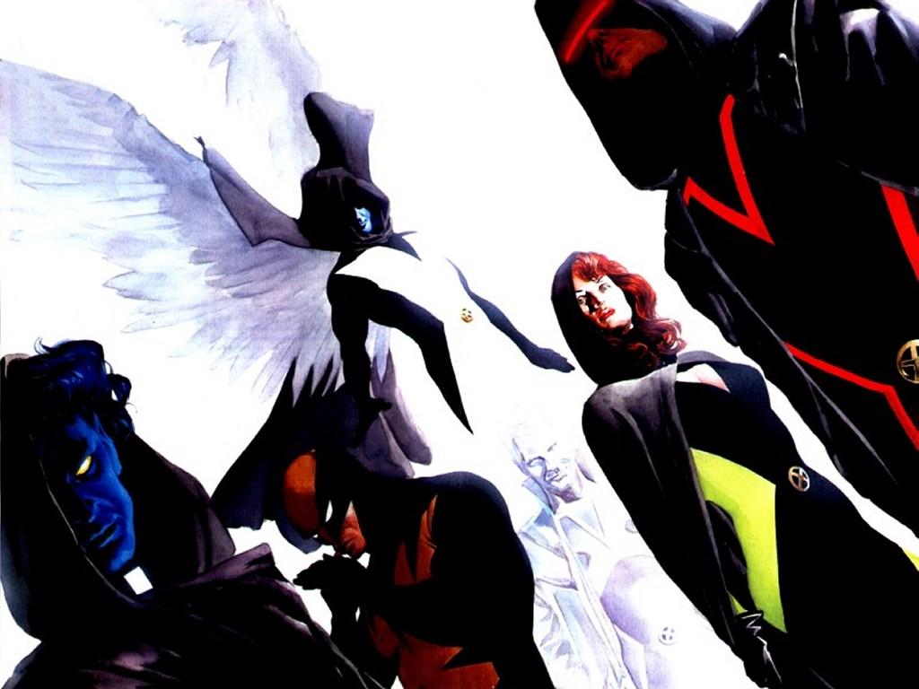 Comics Wallpaper: X-Men by Alex Ross