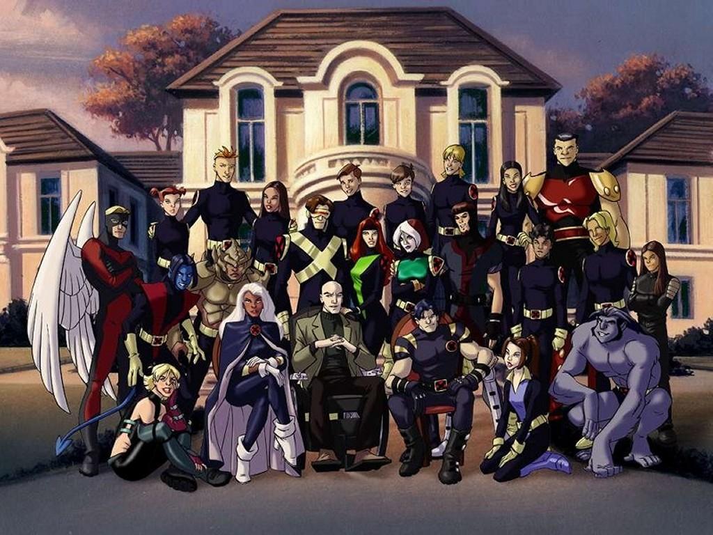 Comics Wallpaper: X-Men Evolution