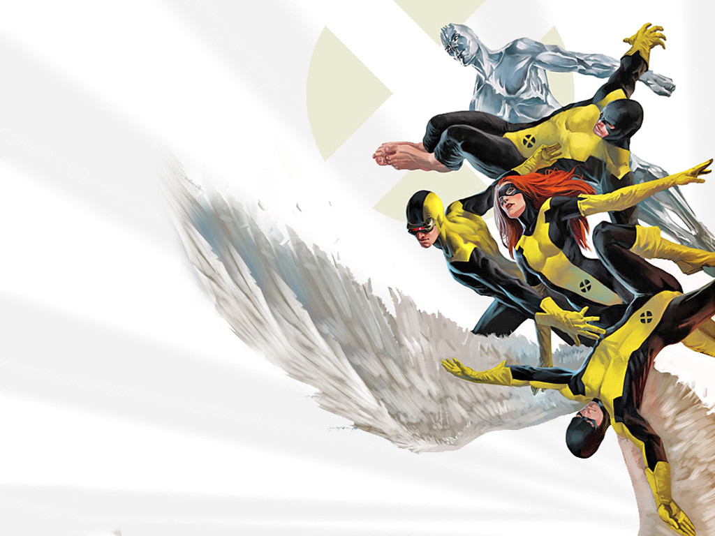 Comics Wallpaper: X-Men - First Class