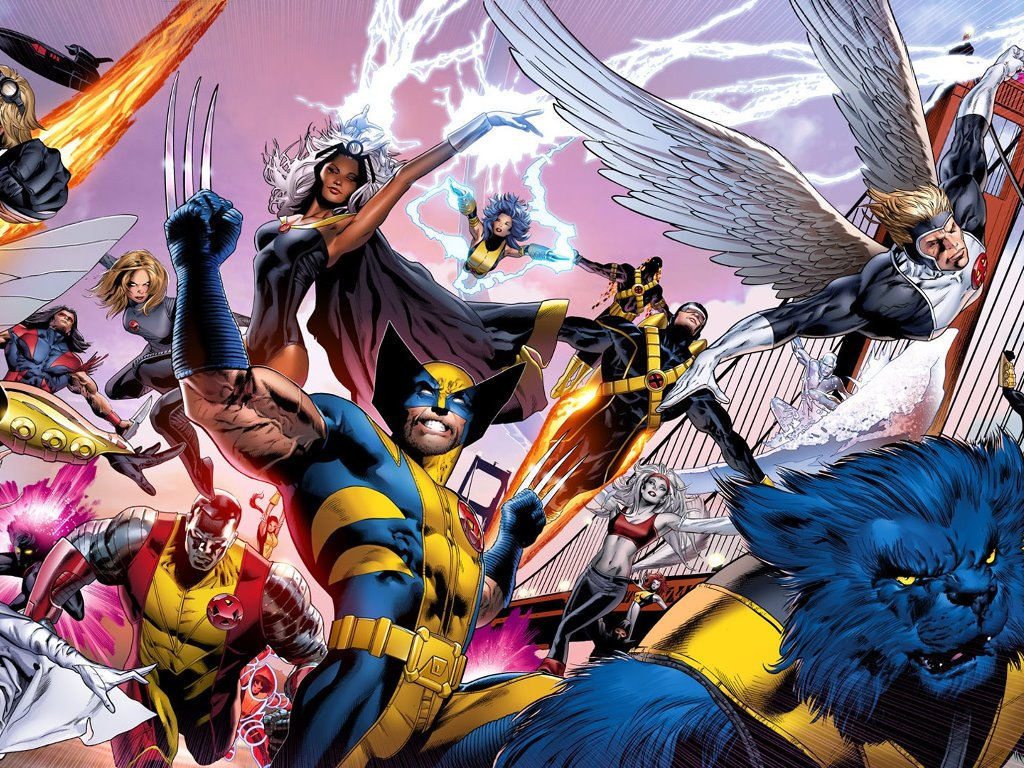 Comics Wallpaper: X-Men
