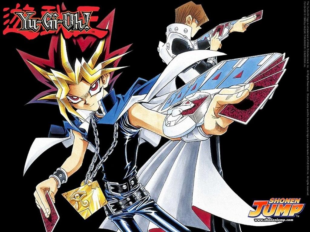 Comics Wallpaper: Yu-Gi-Oh!