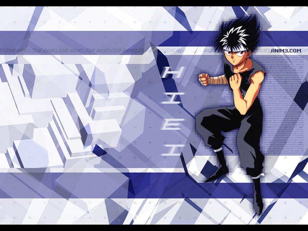 Comics Wallpaper: Yu Yu Hakusho - Hiei