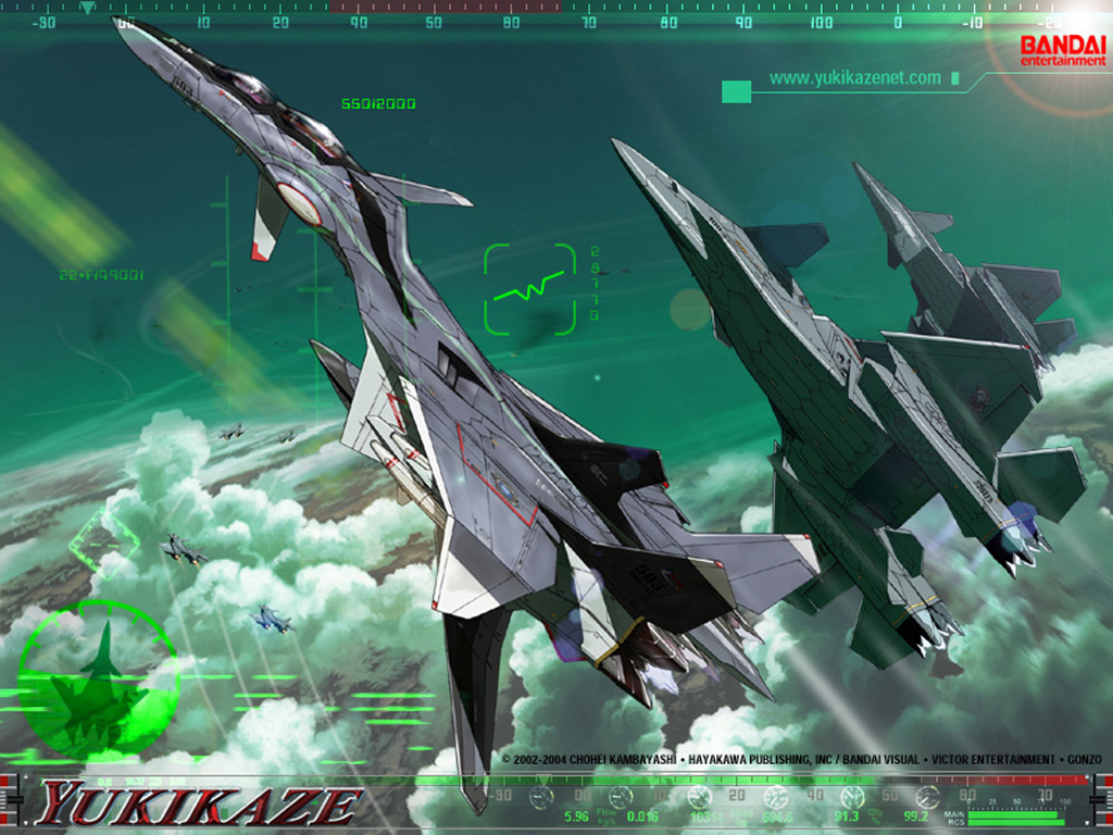 Comics Wallpaper: Yukikaze