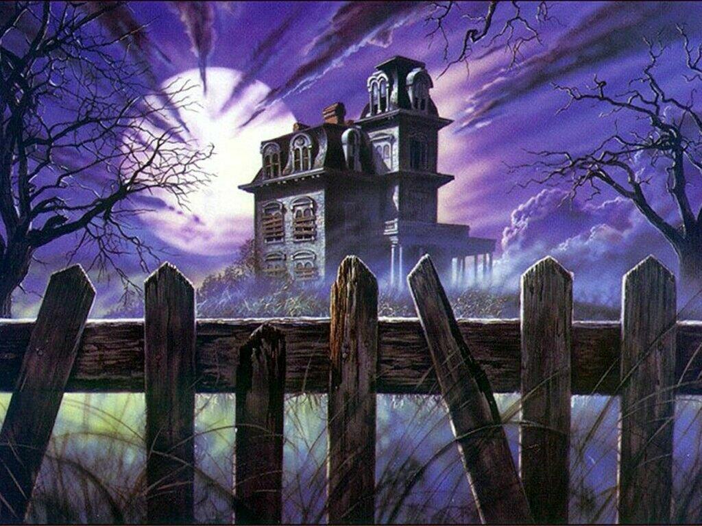 Fantasy Wallpaper: All Hallows Eve