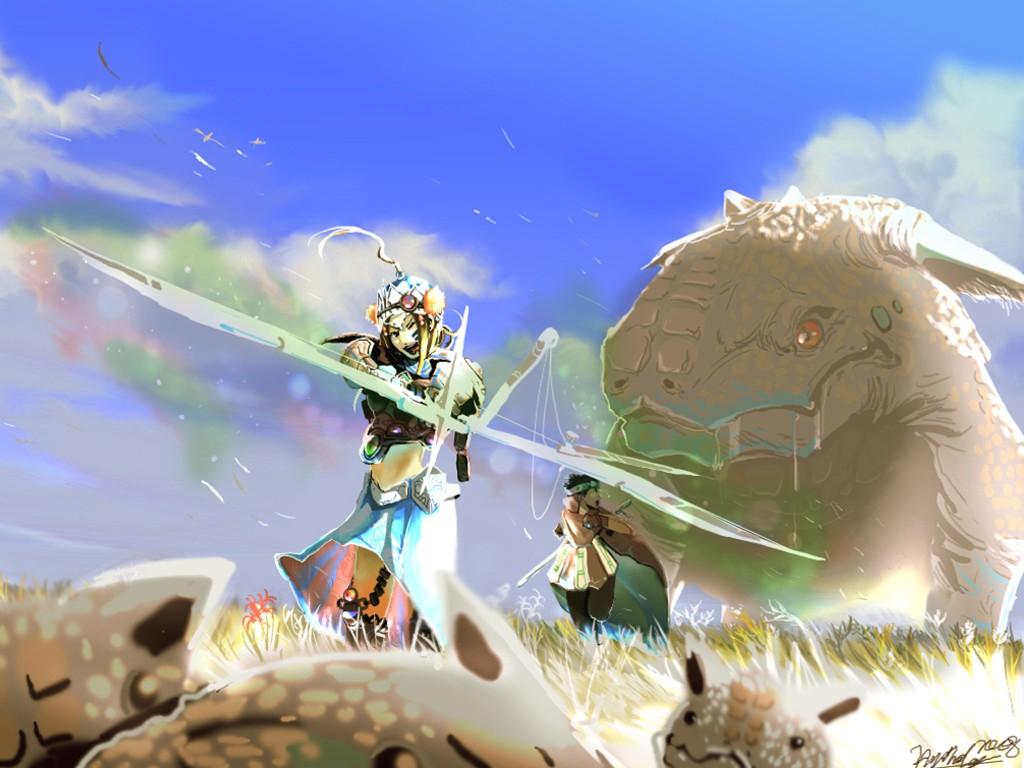 Fantasy Wallpaper: Archer